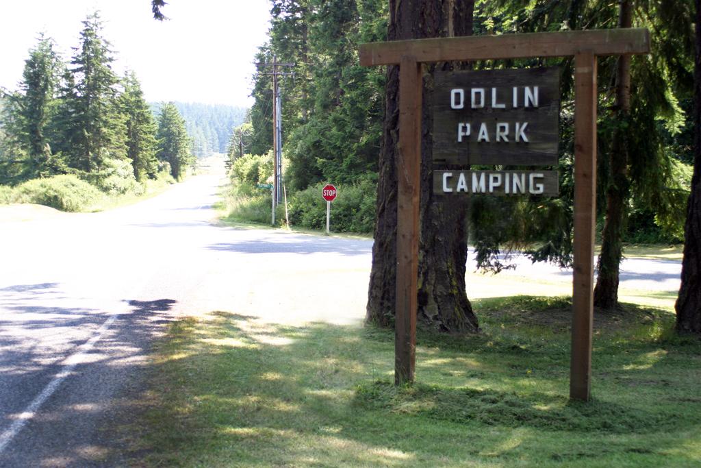 Odlin County Park, Lopez