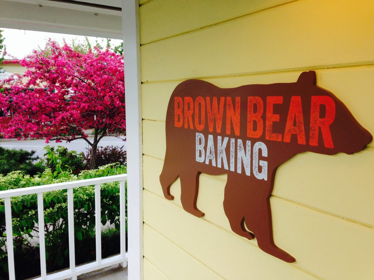 brown bear bakery