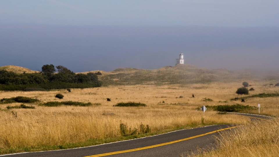 San Juan Island - Cattle Point Light House