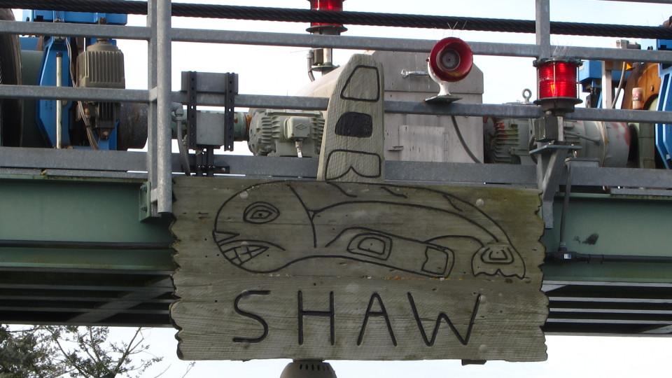 Shaw Island Washington