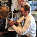 Dr. Brian Crain, Optometrist