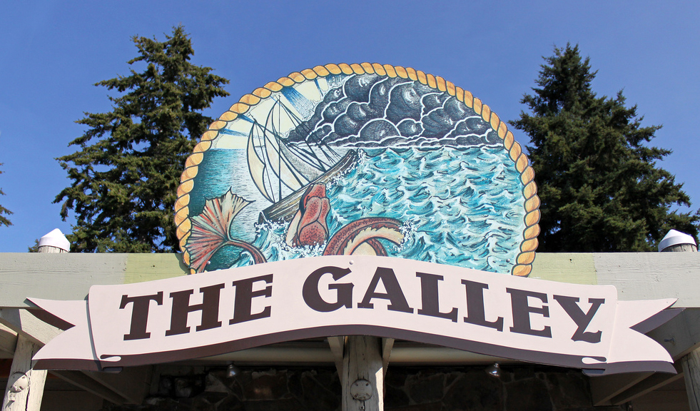 The Galley, Lopez Island