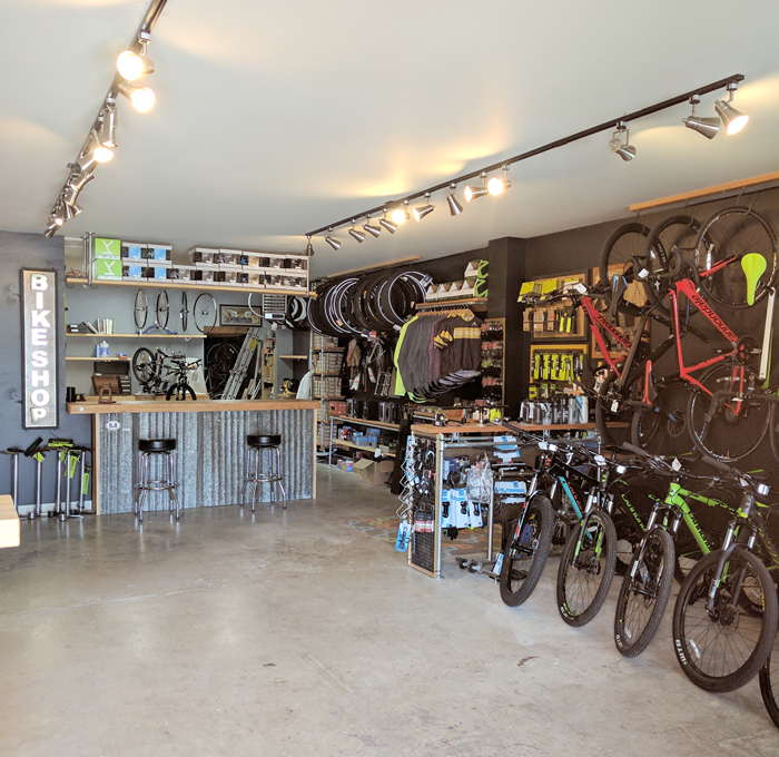 new meat machine cycles shop location