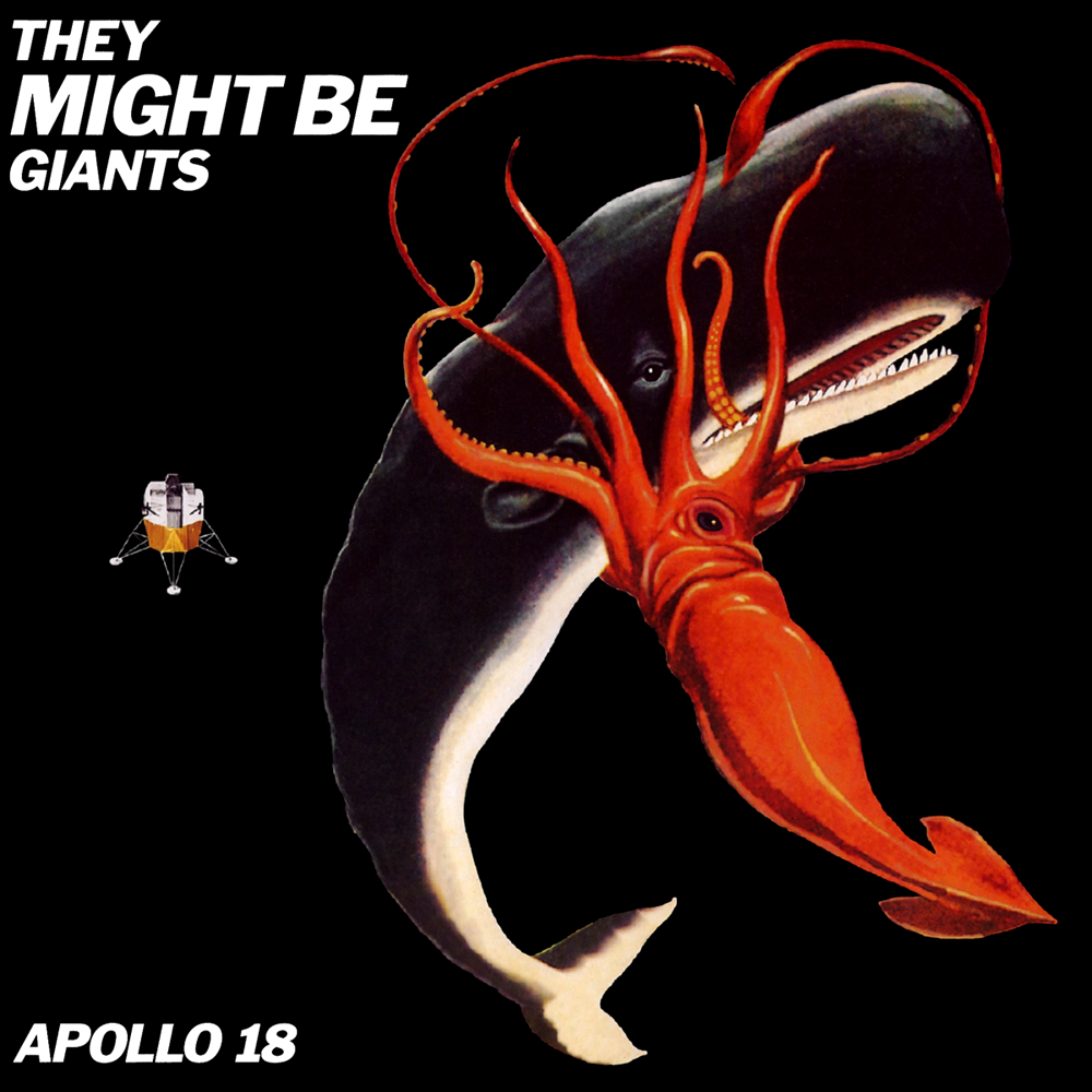 sperm whale giant squid